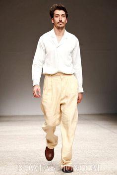 Umit Benan Menswear Spring Summer 2013 Milan