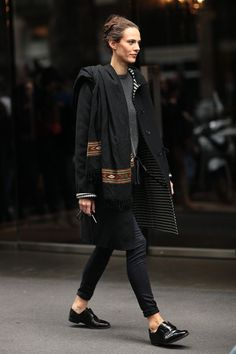 Street style de Milán...Masculin Feminin