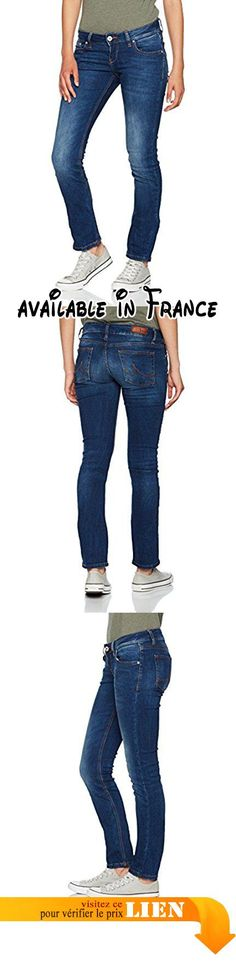 LTB Jeans Aspen, Jean Coupe Droite Femme, Blau (Heal Wash 50356), W25/L30.  #Apparel #PANTS