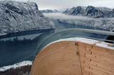 1 | To Lure Tourists, Norway Invests $377 Million in Stunning Nature Lookouts [Slideshow] | Co.Design | business + innovation + design