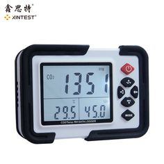 86.80$  Watch now - http://ali8a8.worldwells.pw/go.php?t=32725851682 - Digital co2 Meter co2 Monitor gas Detector HT-2000 Gas Analyzer co2 Analyzers 3in1Temperature Relative Humidity co2 detector