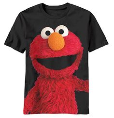 Sesame Street Elmo Photo Big Face Juvy Tee Shirt (5/6) http://www.beststreetstyle.com/sesame-street-elmo-photo-big-face-juvy-tee-shirt-56-2/ #fashion   Sesame Street Elmo Photo Big Face Juvy Tee Shirt (5/6) Kids will love this Big Face Elmo tee shirt