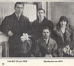 prince sigvard bernadotte | ... kronprinsen, prins Sigvard, prins Gustav Adolf och prinsessan Ingrid