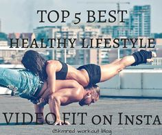 TOP 5 BEST healthy lifestyle VIDEO : KWB-Kmred workout blog - KWB- KMRED Workout Blog