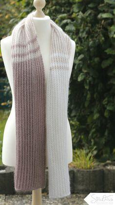 Knitting Loom Socks, Loom Knitting Patterns, Big Knit Blanket, Simply Knitting, Big Knits, Stockinette, Knit Crochet, Knitwear, Drops Design