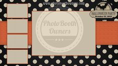 Photo Booth Newsletter - Booth Templates, Get Social & more