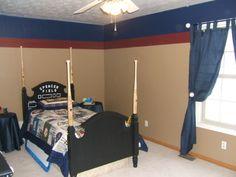 Vintage Baseball Room - Boys' Room Designs - Decorating Ideas - HGTV Rate My Space