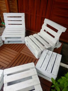 chair of the pallet