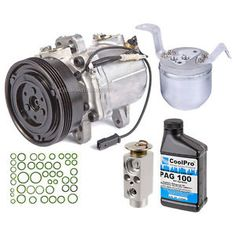 brand new ac compressor clutch with complete ac repair kit fits bmw 318i z3 - Categoria: Avisos Clasificados Gratis  Item Condition: New Brand New AC Compressor & Clutch With Complete AC Repair Kit Fits BMW 318I & Z3Guaranteed Correct Part, Highest Quality, Best WarrantyPrice: US 446.95See Details