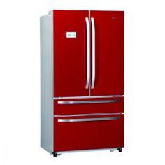 Haier HB21FGRAA SBS French Door Refrigerator, French Doors, Kitchen Appliances, Home, Diy Kitchen Appliances, Home Appliances, Ad Home, Homes, Kitchen Gadgets