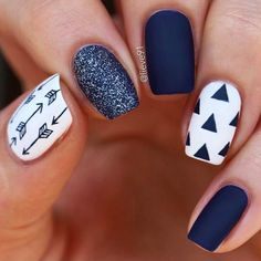 Nail Clout! 34 Nails That You Need In Your Life - HashtagNailArt.com