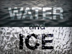 50 Free water and ice textures