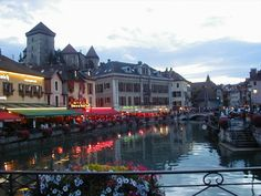 Annecy. France