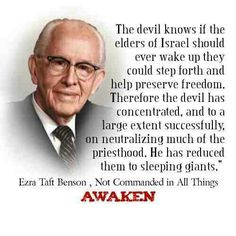 Ezra Taft Benson, Conference Report, April pp. Prophet Quotes, Gospel Quotes, Mormon Quotes, Lds Quotes, Religious Quotes, Uplifting Quotes, Great Quotes, Spiritual Thoughts, Spiritual Quotes