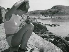 "emotionography-astral:  ""Harriet Andersson  Summer with Monika  Ingmar Bergman 1953  """