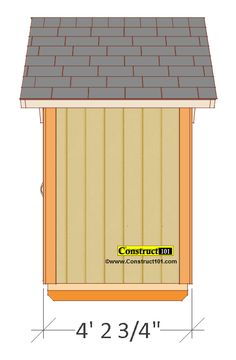 Small Garden Shed Plans Gable Shed - Small Shed Plans, Wood Shed Plans, Small Sheds, Diy Shed Plans, Prefabricated Sheds, Custom Sheds, Shed Construction, Cheap Sheds, Wood Storage Sheds
