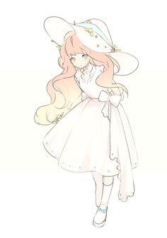 Lpip page 15 of 32 - zerochan anime image board Manga Kawaii, Kawaii Art, Kawaii Anime Girl, Anime Girl Drawings, Kawaii Drawings, Cute Drawings, Cute Art Styles, Cartoon Art Styles, Anime Girl Cute