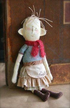 Вдохновение, идеи, куклы