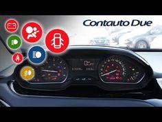 Simboli e spie del quadro strumenti Peugeot, ecco cosa significano! | Contauto Due - YouTube