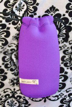 Fundita linda para mis lentes  Pampered Paparazzi - Neoprene lens case - Bright Purple