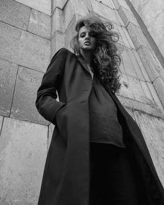 From another point of view. Point Of View, Black And White Photography, Portrait, Coat, Inspiration, Instagram, Fashion, Black White Photography, Biblical Inspiration
