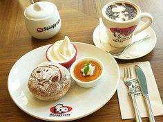 Snoopy Cafe--