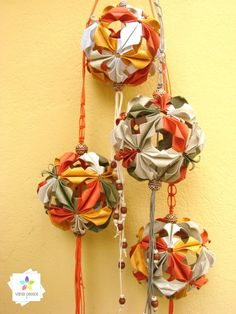 Arabesques Origami, Arabesque, Paper Art, Paper Crafts, Christmas Ornaments, Holiday Decor, Flowers, Canela, Papercraft