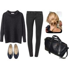 A fashion look from January 2015 featuring pullover sweater, Cheap Monday and louis vuitton handbags. Browse and shop related looks.