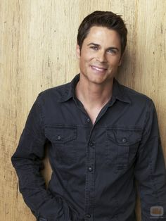 Rob Lowe. The perfect man.