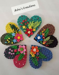 Quilling Flower Designs, Quilling Flowers Tutorial, Paper Quilling Flowers, Paper Quilling Jewelry, Quilled Paper Art, Paper Flowers Craft, Quilling Paper Craft, Quilling Patterns, Flower Tutorial