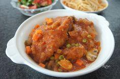 茄汁雞腿排食譜、作法 | 玫瑰小姐的多多開伙食譜分享