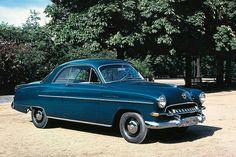 1953 Opel Kapitän 2 Door