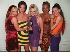 Spice Girls Defined Edgy 1990's Fashion (Source:AOL Image Search-Spice ...