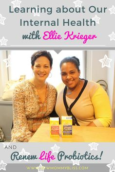 Learning about Our Internal Health with Ellie Krieger and Renew Life Probiotics! Event Health healthy