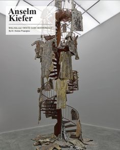 Anselm Kiefer, Sursum corda (2016).