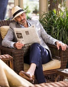 Gジャン×ジーンズの着こなし(メンズ) | Italy Web