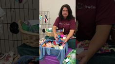 handmade fidget products and wheelchair accessories by Aunt Sandy's Sewing - YouTube