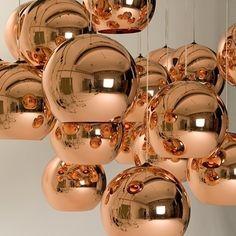 Есть в наличии Цена : 29210 руб. Подвесные светильники Стиль: Современные Дизайн: Tom Dixon Производство: Китай