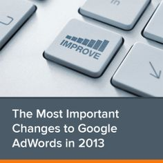 Keeping up with Google's updates to AdWords can feel like a full-time job, so here's a list of highlights!