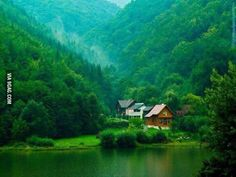 I want to live there!