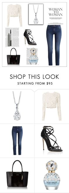 """""""Untitled #115"""" by alindsey2021 on Polyvore featuring A.L.C., Calvin Klein, Dolce&Gabbana, Balmain, Marc Jacobs and MAC Cosmetics"""