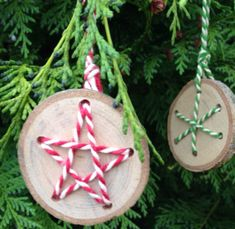 Merry Christmas, Christmas Ornaments, Outdoor Learning, Forest School, Holiday Decor, Home Decor, Merry Little Christmas, Homemade Home Decor, Happy Merry Christmas