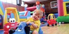 Playland Sausalito, Sausalito. Indoor play space, closed on Wednesdays and Sundays. $12/kid.