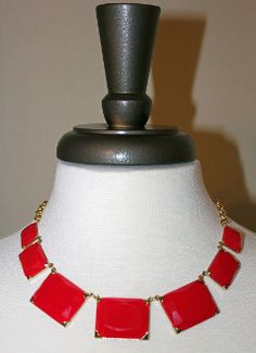 The Royal Fuschia Necklace! Gold and Pink Fuschia Stones