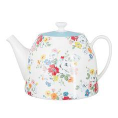 Clifton Rose Teapot