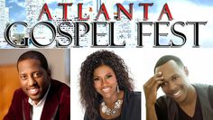 Atlanta Gospel Fest Kick-Off Concert @ Georgia World Congress Center - Thomas Murphy Ballroom (Atlanta, GA)