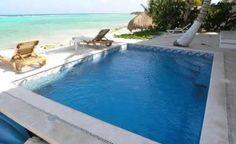 Find discounts on Riviera Maya vacation rentals. Vacation Deals, Beach Vacation Rentals, Beach Villa, Waterfront Homes, Coastal Cottage, Riviera Maya, Outdoor Lounge, Outdoor Decor, Caribbean