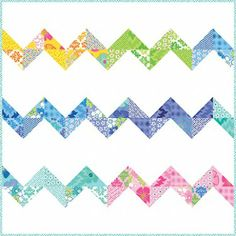 Frenzy Quilt Pattern - free download | Me & My Sister Designs