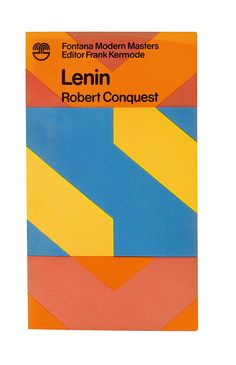 Fontana - Robert Conquest on Lenin, foreword by Frank Kermode