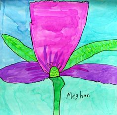 Kid's artwork